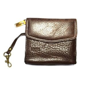 💓SOLD💓Fossil Leather Wallet